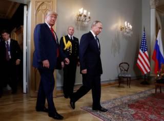 Однопартийцы раскритиковали Трампа за «молчание» на пресс-конференции с Путиным