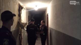 В Кривом Роге мощный взрыв в девятиэтажке уничтожил две квартиры. Людей отселили в дом престарелых