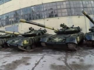 В Минобороны объяснились по поводу танков на заброшенной базе в Харькове