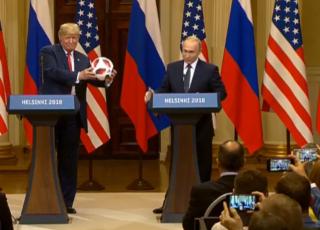 Как Трамп проиграл Путину в переговорах, а Украина выиграла у России в информвойне. Дайджест за 17 июля 2018 года