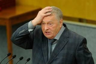 Жириновский требует от ЕС триллион евро за «строительство коммунизма в России»