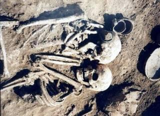 Английская газета написала о поразительно трогательной и жуткой археологической находке в Тернопольской области