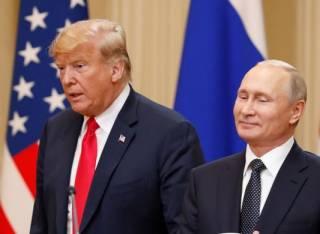 Трамп пригласил Путина в США и сообщил, что говорил с ним об Украине