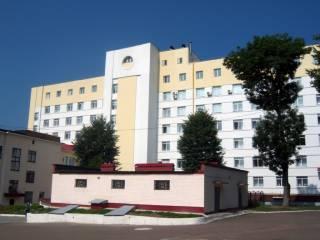 Пациент выбросился с 6 этажа клинической больницы в Житомире