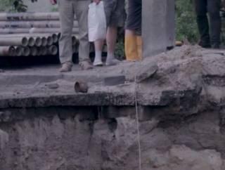 Из-за потопа в Киеве обвалился еще один мост