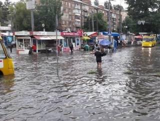 Где затапливает Киев: составлен список потенциально опасных мест