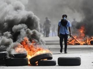 Гражданские протесты в Никарагуа за три месяца унесли уже почти полтысячи жизней