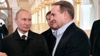 Договариваться с РФ, кроме Медведчука, больше некому, — Степанюк