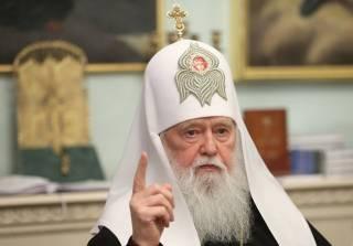 Филарет заявил, что «вернет» Киево-Печерскую и Почаевскую лавры «украинской церкви»
