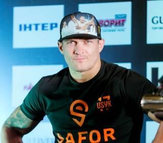 «Интер» покажет специальную пресс-конференцию Александра Усика