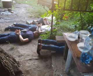 На Кировоградщине на сходе криминальных авторитетов задержаны более 30 человек