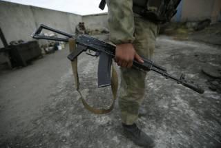 На Донетчине солдат хладнокровно убил сослуживца выстрелом из автомата в голову