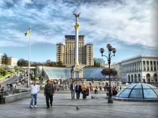 Стало известно, из каких стран чаще всего прибывают туристы в Киеве