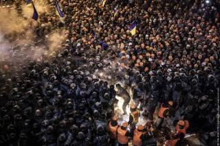 Украина на пороге гражданской войны?