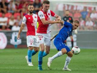 Лига чемпионов: спорный пенальти лишает «Динамо» победы в Праге