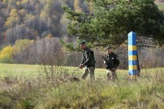 На Закарпатье засекли дрон контрабандистов – бандиты попытались отстреливаться