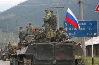 К годовщине военного конфликта России и Грузии