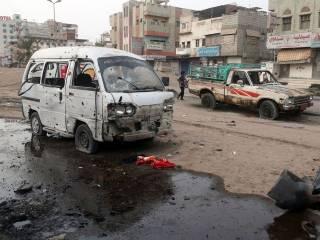 Несколько десятков малолетних детей стали жертвами авианалета на Йемен