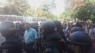 Бывшие бойцы батальона «Торнадо» устроили бунт в Лукьяновском СИЗО
