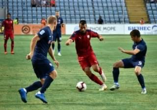 Лига Европы: «Заря» и «Мариуполь» по-разному огорчили своих фанатов