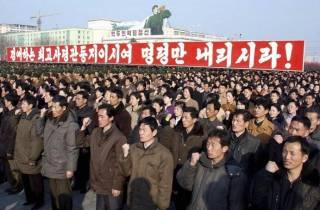 Красный крест заявил, что из-за жары КНДР грозит массовый голод