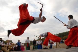 Под Киевом стартует Международный фестиваль воинских и традиционных культур «Казацкий Спас»
