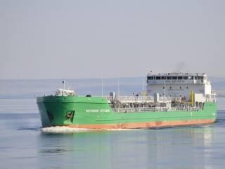 В Херсоне задержали российский корабль под санкциями