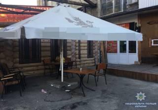 Стенка на стенку: пьяная драка на киевском автовокзале завершилась стрельбой