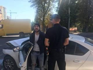 В Ровно подвыпивший сын местного политика сбежал из-под домашнего ареста и устроил ДТП
