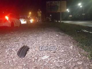 В Киеве водитель Audi насмерть сбил человека и сбежал с места аварии