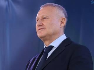 Россияне хотят выдвинуть Суркиса на выборы в УЕФА в 2019 году