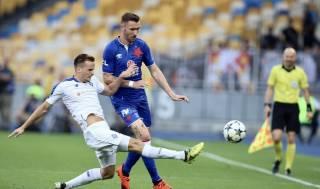 «Динамо» с помощью флажков пролезло в следующий раунд квалификации Лиги чемпионов