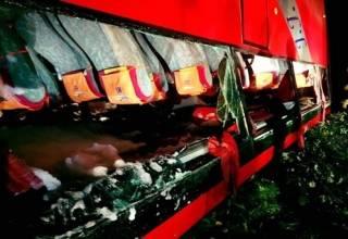В Польше разбился львовский автобус с туристами – есть жертвы