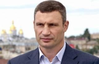 Кличко снял с себя ответственность за очередной потоп в Киеве