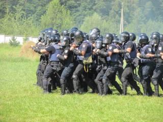 Во Львове готовят полицейские отряды для разгона демонстраций?