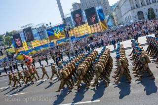 В Минобороны «никто не считал», сколько стоит парад на День Независимости