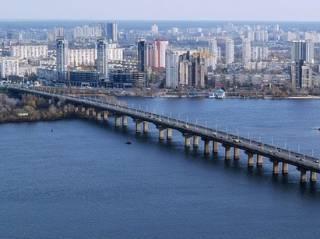 У Кличко заявили о старте реконструкции моста Патона – уже выделили первые миллионы