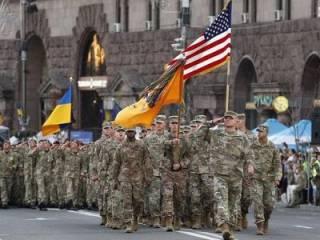 В Киеве прошел военный парад в честь Дня Независимости