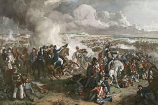 Британские историки заявили, что Наполеон проиграл Ватерлоо из-за извержения вулкана