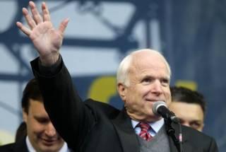 Улицу Жмеринскую в Киеве могут переименовать в честь Джона Маккейна