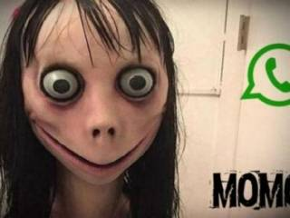 В Украине появились первые жертвы смертельно опасной игры «Момо»