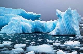 Ученые нашли в Арктике теплую и соленую воду. И ужаснулись