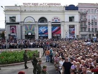 С «главой» ДНР Захарченко пришли проститься 200 тысяч человек, ‒ СМИ сепаратистов