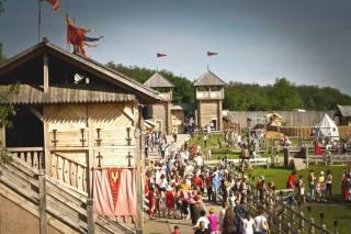 8 и 9 сентября под Киевом ожидается «большой движняк» с лошадьми и не только