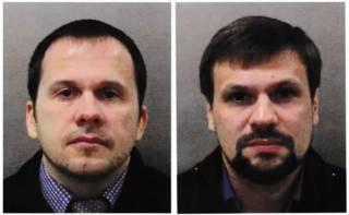 РосСМИ обнаружили у одного из подозреваемых в отравлении Скрипалей связь с Украиной