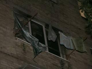 В Киеве прогремел взрыв в общежитии