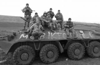 Украинский арсенал: БТР-70