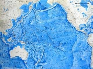 Следы на дне океана озадачили ученых