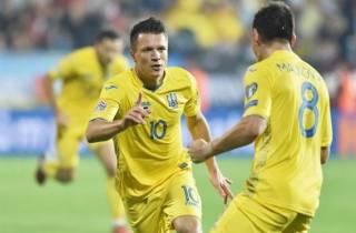 Сборная Украины: умеем и играть, и терпеть!