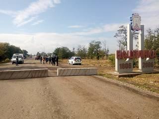 Митингующие перекрыли две трассы на Николаевщине, требуя «вернуть деньги» на ремонт